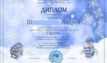 """""""Город мастеров"""" - диплом за 1 место (2020)"""